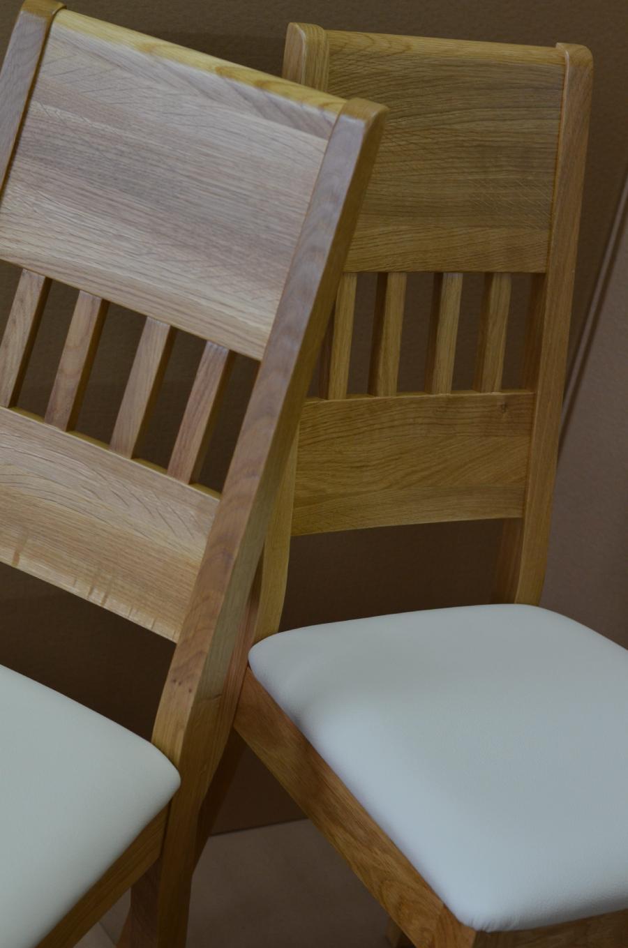Krzesła dębowe SpringK3