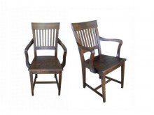 Drewniane fotele Bolero