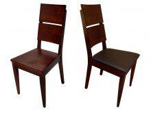 Krzesło z drewna Spring K2