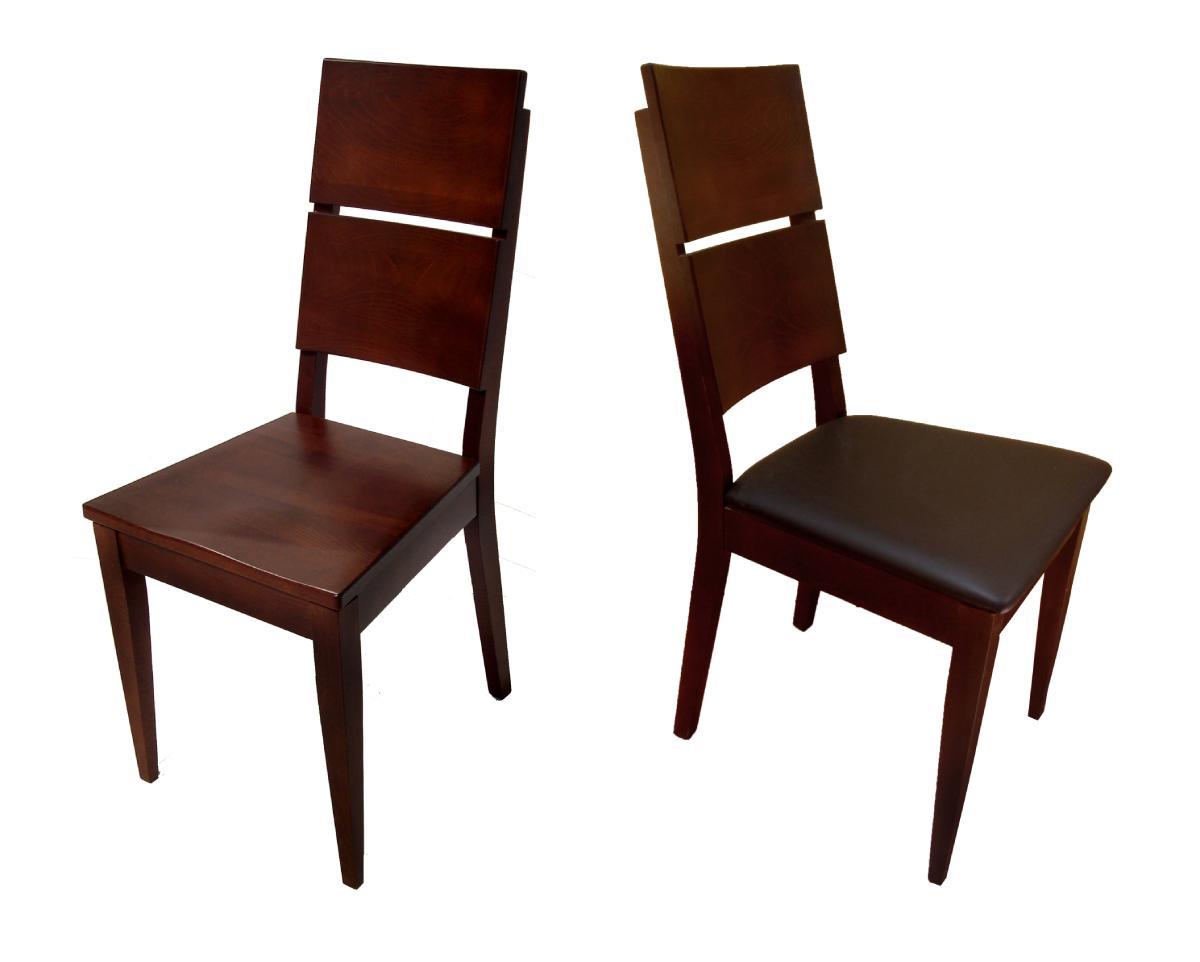 Krzesło drewniane Spring K-2 kolor la
