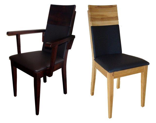 Buk twardzielowy krzesło Spring K4