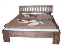 Łóżka drewniane bukowe