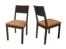 Krzesła drewniane Genua
