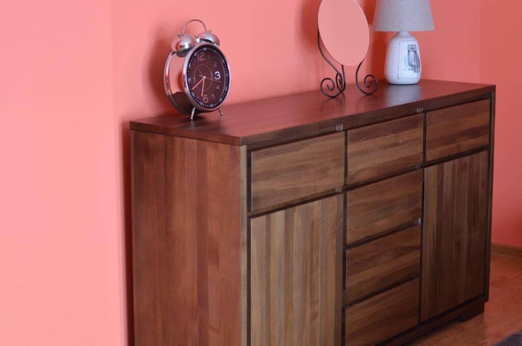 komoda almera drewno bukowe