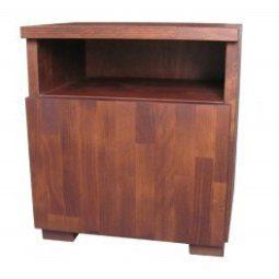 szafka nocna z półką