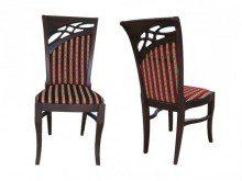 Krzesła z drewna Panama