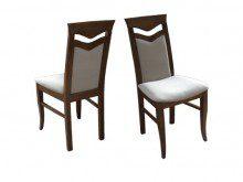 Drewniane krzesła bukowe Smile