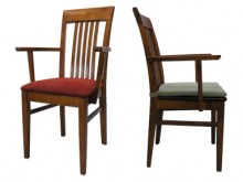 Krzesło brzozowe Walter