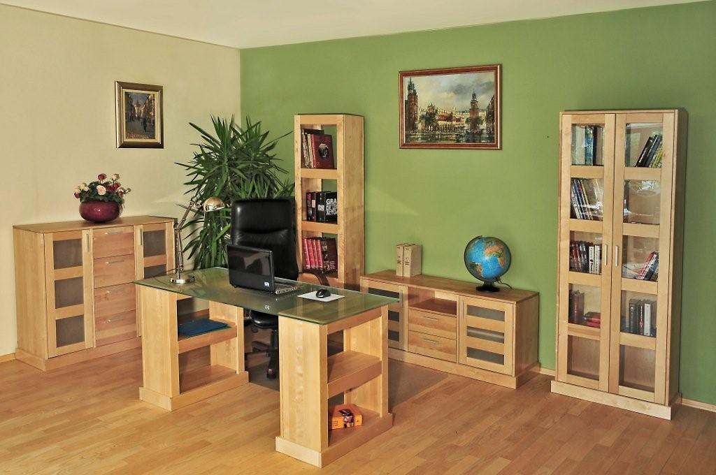 meble drewniane salonowe madryt