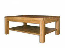 Stolik kawowy z drewna 2,5 cm