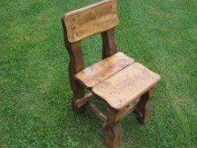 Krzesło ogrodowe Łukasz