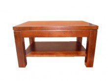 Drewniany stolik kawowy/ 4 cm
