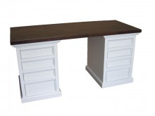 Bukowe biurko S8