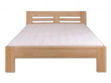 łóżko bukowe
