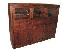 Witryny drewniane 6D2S