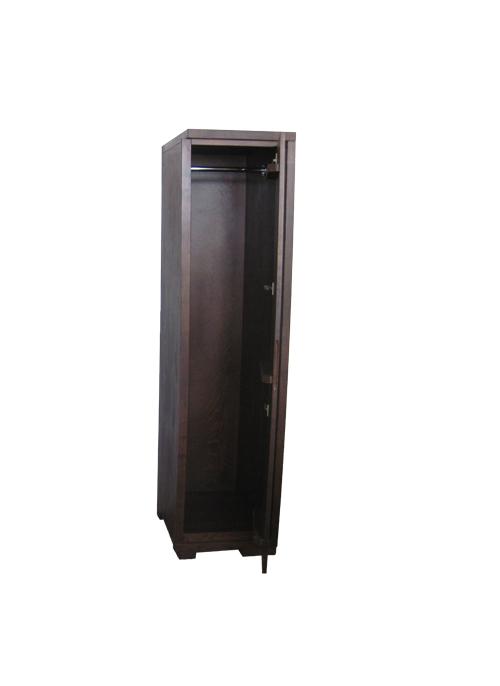 jedno drzwiowa szafa bukowa