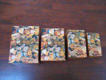 Komplet 4 pudełek