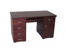 Bukowe biurko Madryt