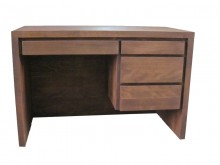 Drewniane biurko Almera S4