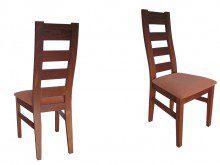 Krzesła z drewna bukowego