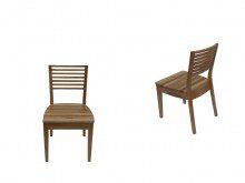 Krzesła buk twardzielowy Fogo K2