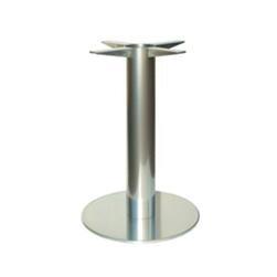 noga od stołu ze stali nierdzewnej