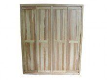 Szafa z drewna bukowego 4D