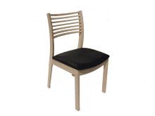 Krzesło dębowe Wide