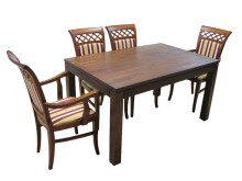 Stół z drewna bukowego S5/2,5
