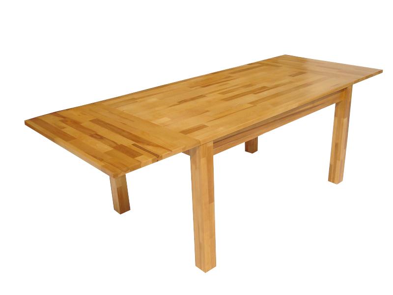 stół bukowy rozkładany