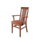 Fotel drewniany takuna