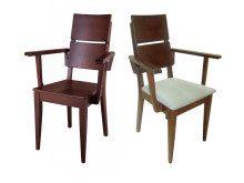 Fotele drewniane Spring K2