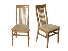 Krzesła z dębu Takuna