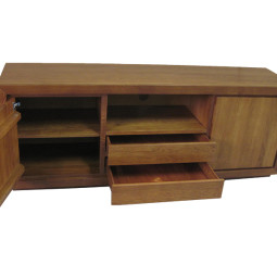 Komoda rtv komoda drewniana komoda dębowa komoda z szufladami