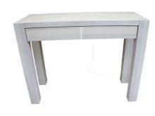 Stół bukowy S-1 z szufladą