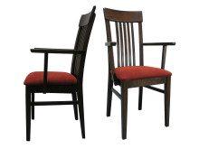 Fotele dębowe Fran