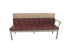 drewniana ławka Spring-L4
