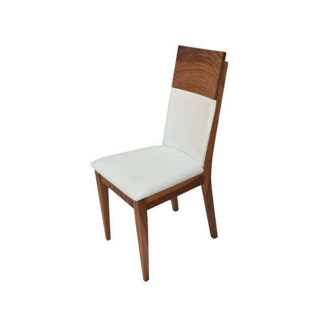 Krzesła Spring z orzecha amerykańskiego