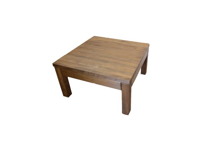 Stolik kawowy z litego drewna bukowego