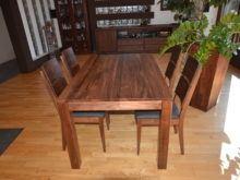 Stół S-5 2,5 cm z orzecha amerykańskiego