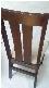 krzesło drewniane Bunny krótkie