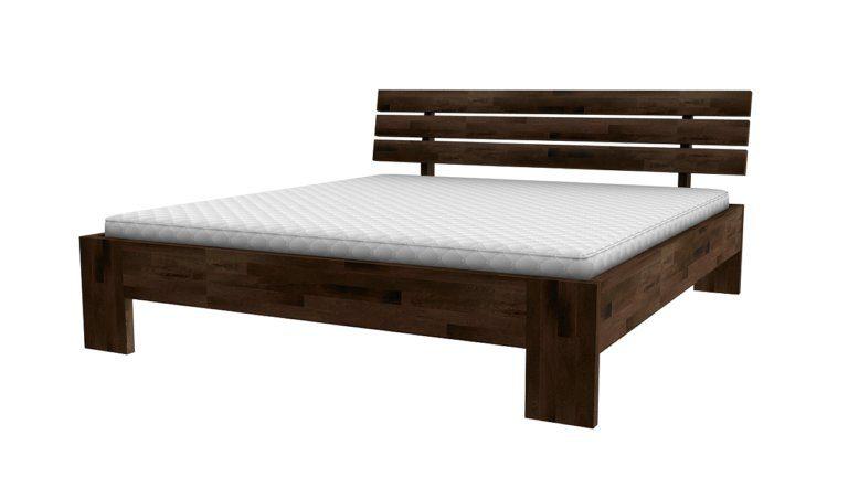Łóżko LK1 zagłówek D