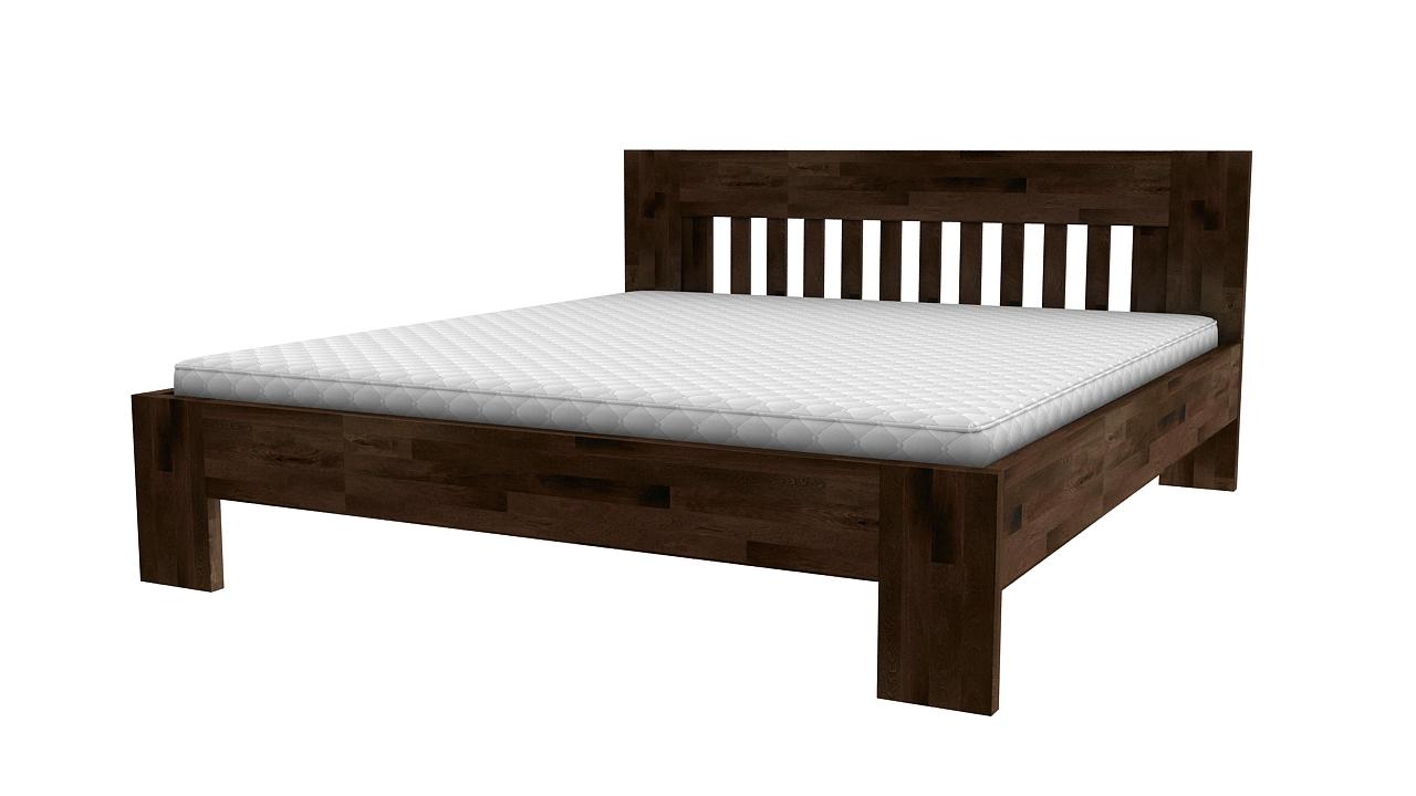 Łóżko LK6 zagłówek FA