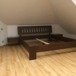 łóżko-dębowe-kolor LA
