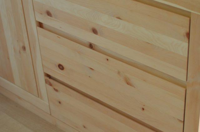 komoda drewno limba