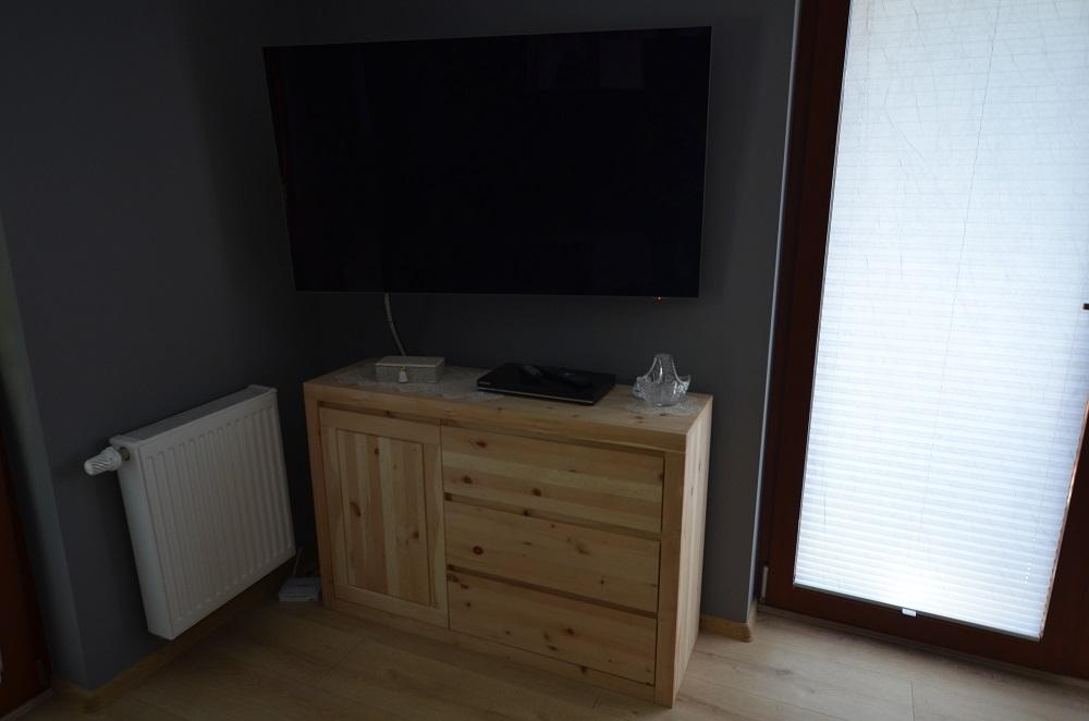 komoda drewno limby