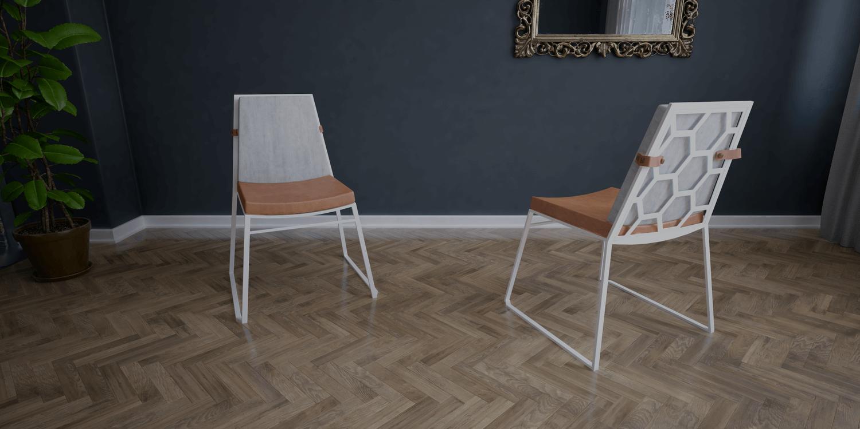 krzesło ogrodowe Marconi