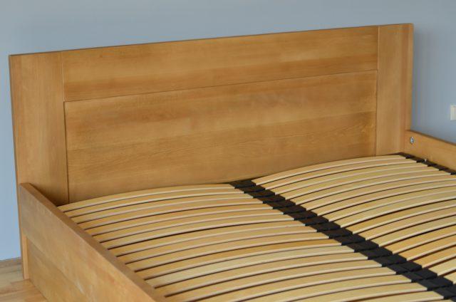 łóżko skrzynia i stelaż podnoszony