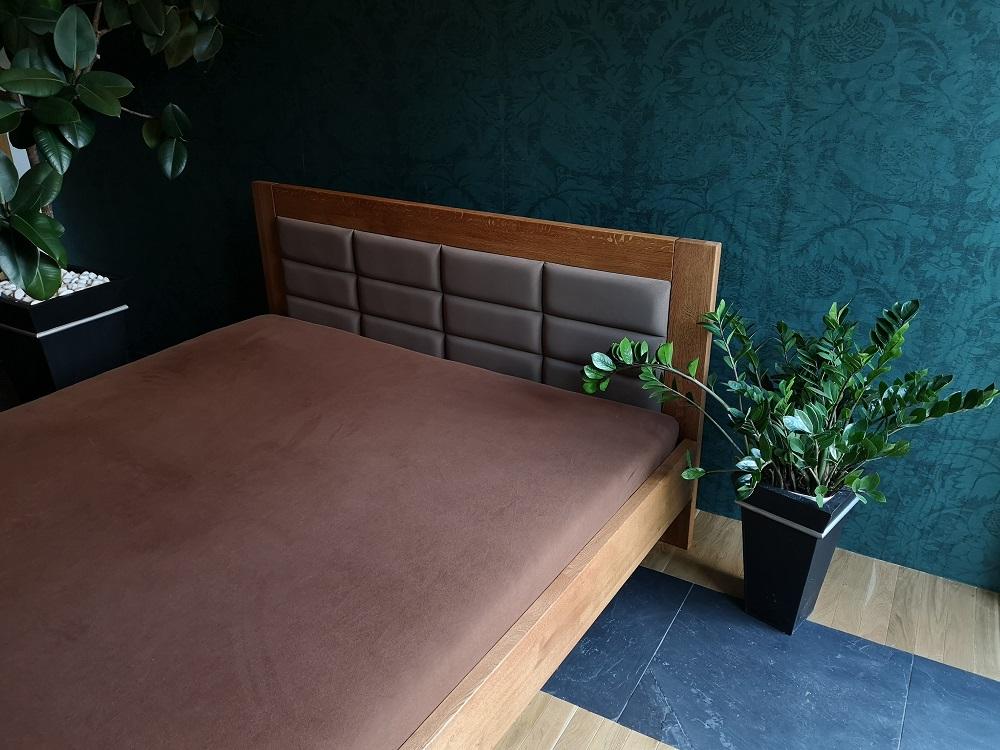 Łóżko drewniane LK9