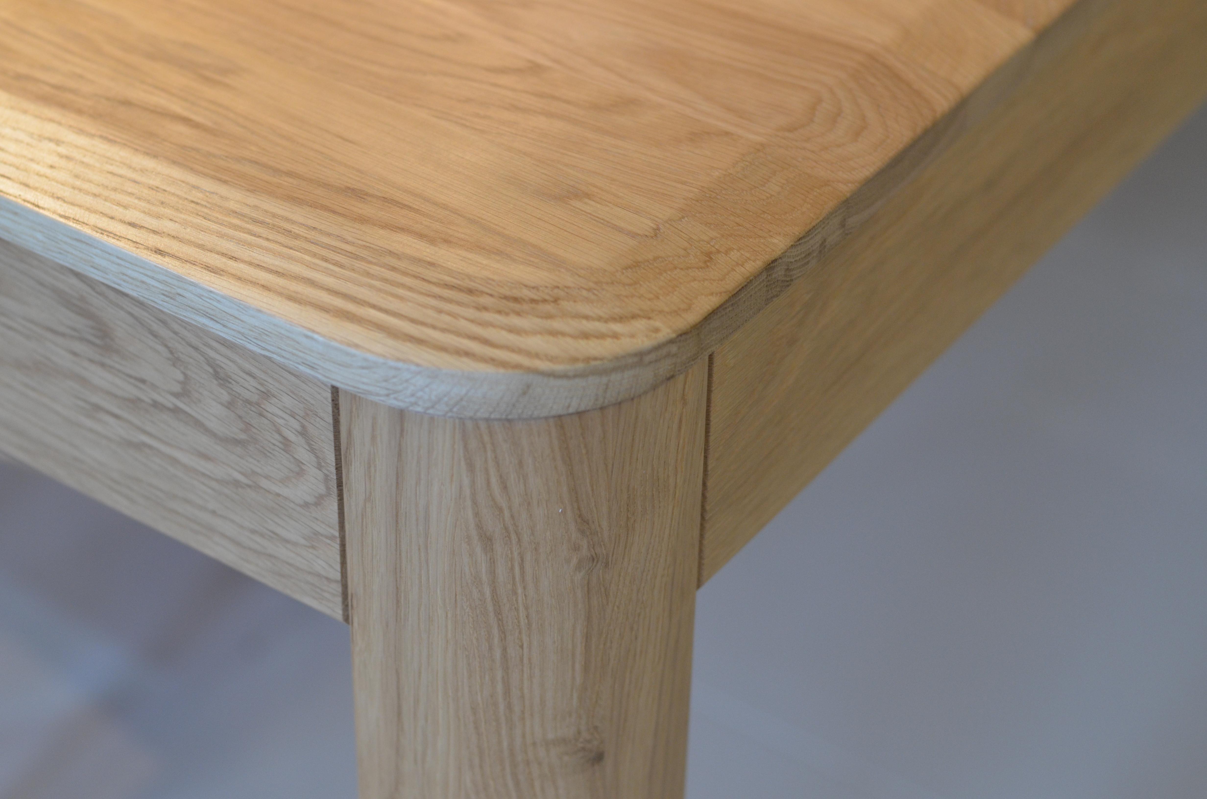 noga stołu półokrągła